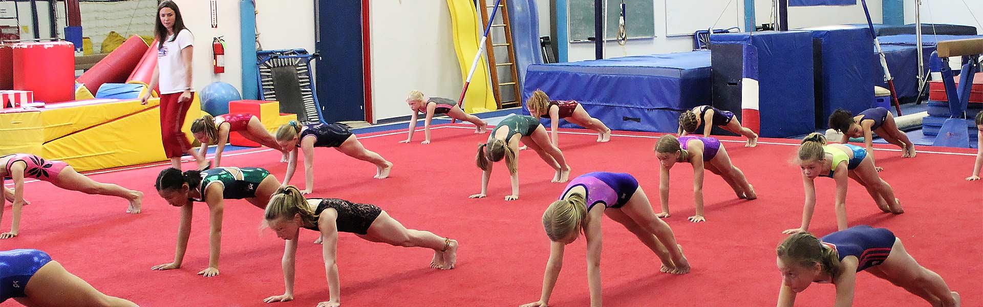 Gymnastics Classes Maine Academy Of Gymnastics